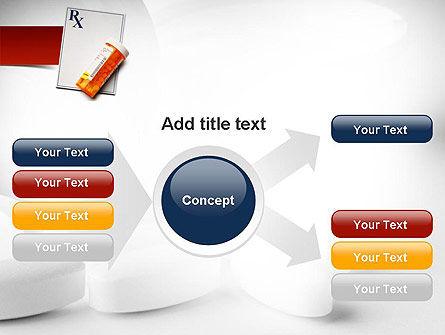 Prescription Drugs RX PowerPoint Template Slide 14