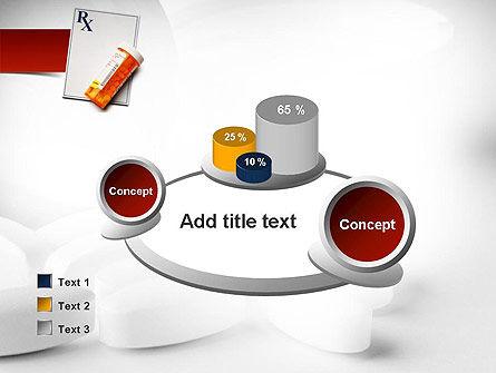 Prescription Drugs RX PowerPoint Template Slide 16