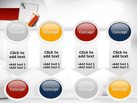 Prescription Drugs RX PowerPoint Template Slide 18