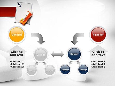 Prescription Drugs RX PowerPoint Template Slide 19