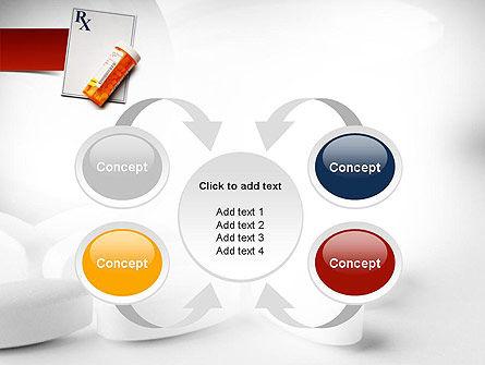 Prescription Drugs RX PowerPoint Template Slide 6