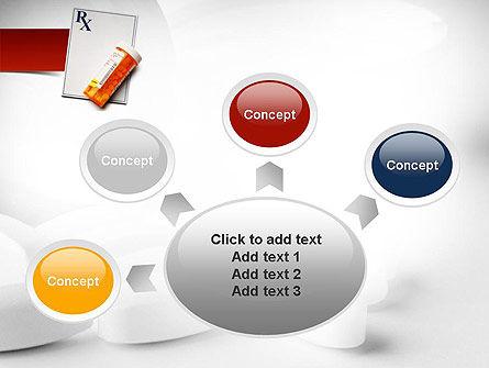 Prescription Drugs RX PowerPoint Template Slide 7