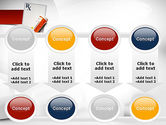 Prescription Drugs RX PowerPoint Template#18