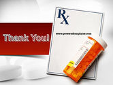 Prescription Drugs RX PowerPoint Template#20