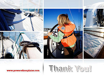 Maritime PowerPoint Template Slide 20