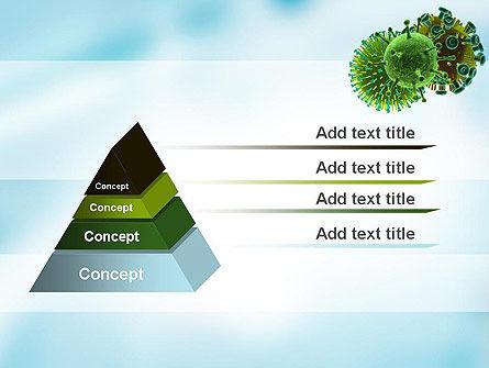 HIV Virus PowerPoint Template Slide 12