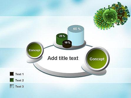 HIV Virus PowerPoint Template Slide 16
