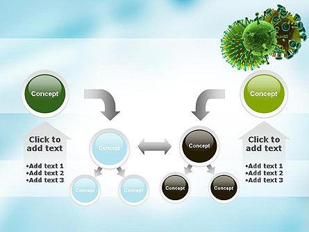 HIV Virus PowerPoint Template Slide 19