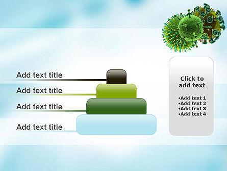 HIV Virus PowerPoint Template Slide 8