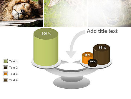 Wild Animals PowerPoint Template Slide 10