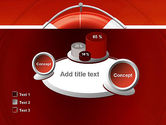 Lifebuoy PowerPoint Template#16