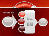 Lifebuoy PowerPoint Template#17