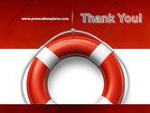 Lifebuoy PowerPoint Template#20
