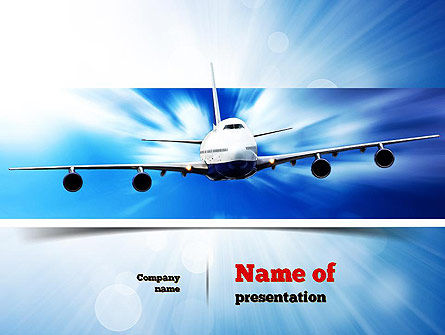 jet aircraft powerpoint template backgrounds 11030. Black Bedroom Furniture Sets. Home Design Ideas