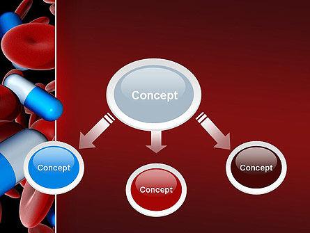 Medicine in Blood PowerPoint Template, Slide 4, 11031, Medical — PoweredTemplate.com