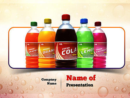 Cola PowerPoint Template