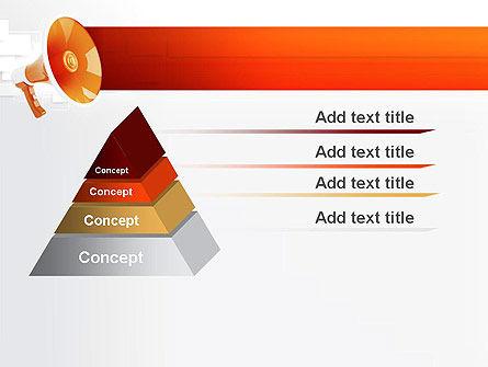 Public Relations PowerPoint Template Slide 12