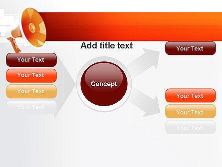 Public Relations PowerPoint Template Slide 14