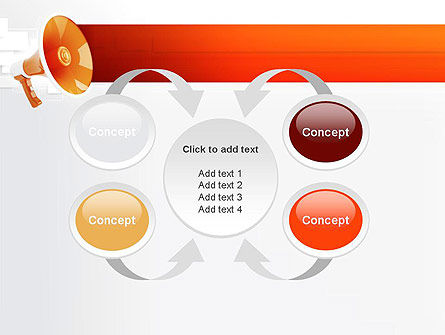 Public Relations PowerPoint Template Slide 6