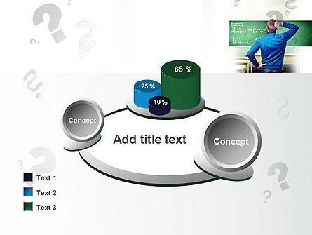 Solving Equation PowerPoint Template Slide 16