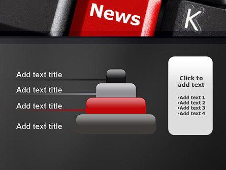 Online Newsletter PowerPoint Template Slide 8