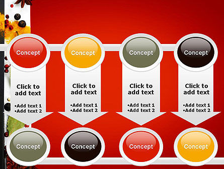 Bright Spices PowerPoint Template Slide 18