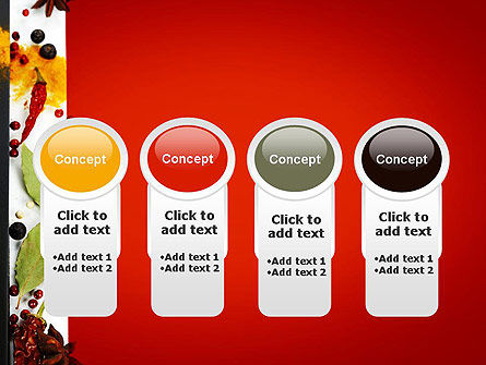 Bright Spices PowerPoint Template Slide 5
