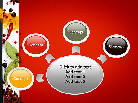 Bright Spices PowerPoint Template Slide 7