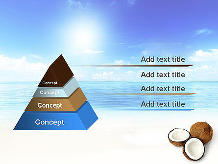 Coconut PowerPoint Template Slide 12