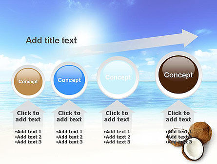 Coconut PowerPoint Template Slide 13
