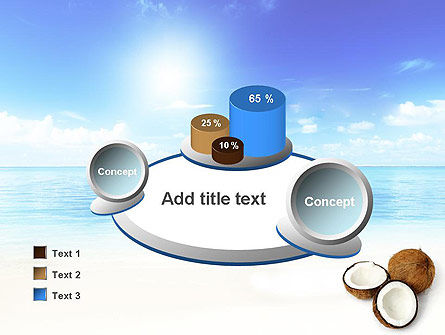 Coconut PowerPoint Template Slide 16