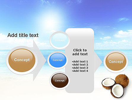 Coconut PowerPoint Template Slide 17