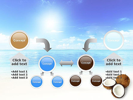 Coconut PowerPoint Template Slide 19