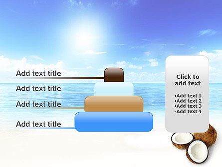 Coconut PowerPoint Template Slide 8