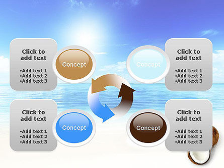 Coconut PowerPoint Template Slide 9