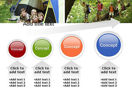 Summer Camp Fun PowerPoint Template Slide 13