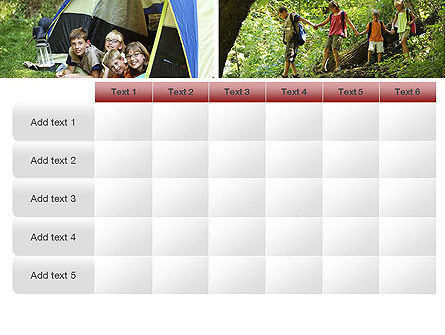 Summer Camp Fun PowerPoint Template Slide 15