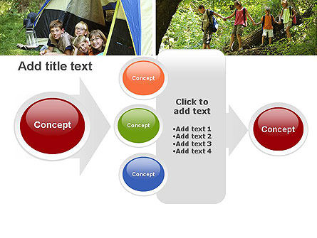 Summer Camp Fun PowerPoint Template Slide 17