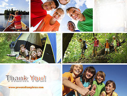 Summer Camp Fun PowerPoint Template Slide 20