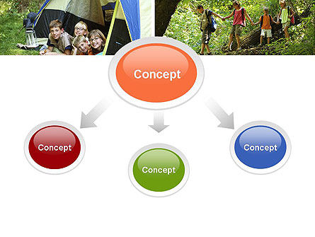 Summer Camp Fun PowerPoint Template Slide 4