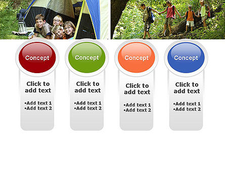 Summer Camp Fun PowerPoint Template Slide 5