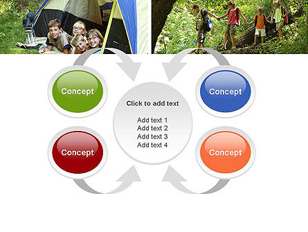 Summer Camp Fun PowerPoint Template Slide 6
