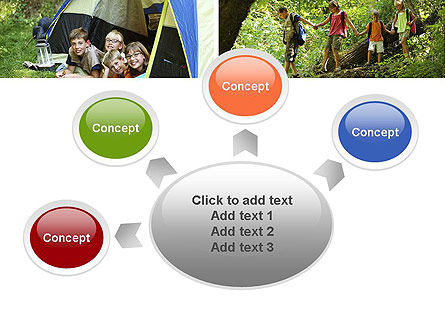 Summer Camp Fun PowerPoint Template Slide 7
