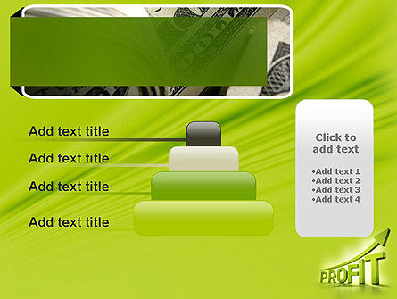 Profit Growth PowerPoint Template Slide 8