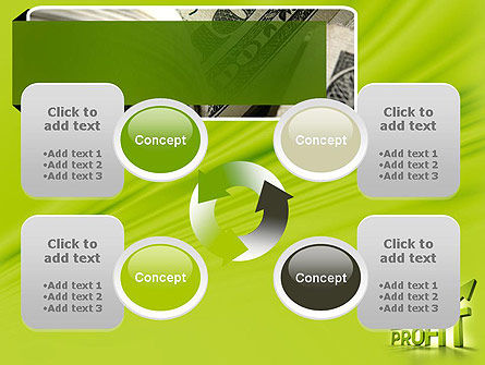 Profit Growth PowerPoint Template Slide 9