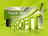 Profit Growth PowerPoint Template#20