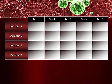 Germ PowerPoint Template Slide 15