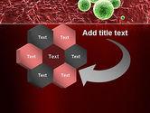Germ PowerPoint Template#11