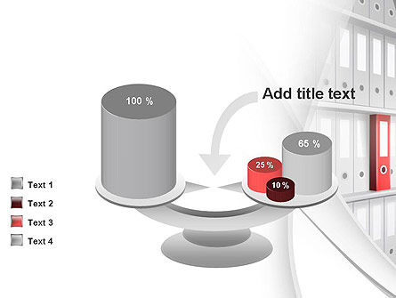 Archive Folder PowerPoint Template Slide 10