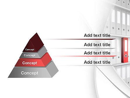 Archive Folder PowerPoint Template Slide 12
